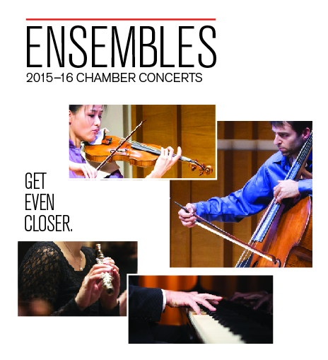 New York Philharmonic Ensembles at Merkin Concert Hall