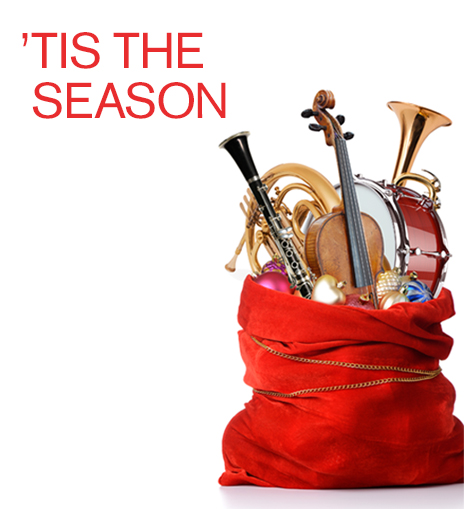 Holiday Concerts NY Philharmonic