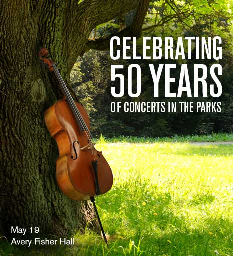Celebrating 50 Years of Concerts in the Parks New York Philharmonic