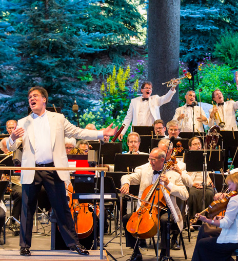 New York Philharmonic at Bravo! Vail