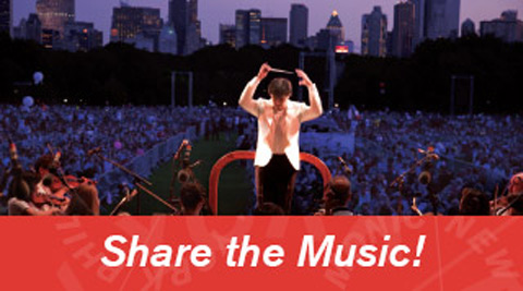 Share the Music! NY Philharmonic