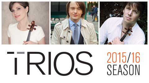 Trios Subscriptions 2015-16 New York Philharmonic