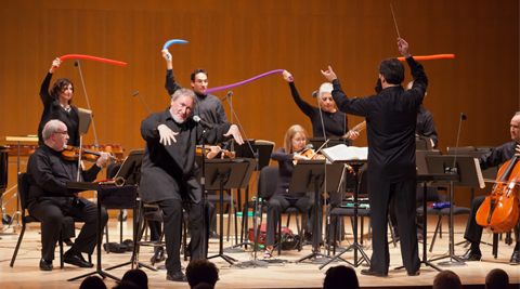 CONTACT! New York Philharmonic